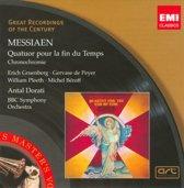 Messiaen Quartet For The End