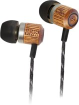 House of Marley Chant EM-JE051 Midnight - In-ear koptelefoon - Zwart
