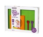 Placematrix Ontbijtset - Voor Kinderen - Giftbox - Kleur Assorti