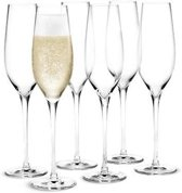 Holmegaard champagneglas Cabernet 32 cl 6-pack