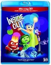 Binnenstebuiten 3D Blu-ray (Inside Out)