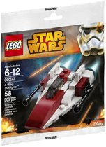Lego 30272 - Star Wars A-Wing Starfighter