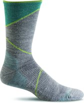 low priced ada1f 723dd Sockwell dames Outdoor  wandel  work sokken Ascend Crew Grey