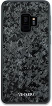 Galaxy S9 Real Forged Carbon Fiber Case