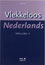Vlekkeloos Nederlands / Spelling 1