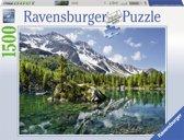Ravensburger puzzel Bergmagie - Legpuzzel - 1500 stukjes
