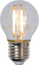 Lucide Lamp G45 Filament dimbaar E27 4W 320LM 2700K