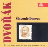 Dvorak: Slavonic Dances  / Sejna, Czech Philharmonic