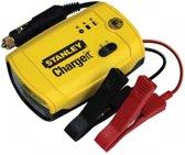 Stanley Acculader 6-12 Volt 5 Ampère Geel