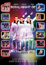 CD cover van Toppers In Concert 2016 - Royal Night Of Disco van Toppers