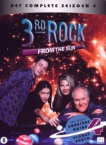 3rd Rock From The Sun - Seizoen 4 (4DVD)