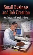 Small Business & Job Creation