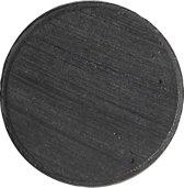 Magneet, d: 20 mm, dikte 3 mm, 50 stuks