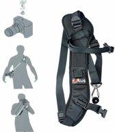 Rapid Camera Draagriem - Schouderriem / Schouderband / Nek Strap Voor Nikon / Canon  / GoPro