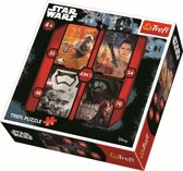 4 in 1 - Good vs bad / Star Wars Episode VII Legpuzzel
