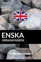 Enska Orðasafnsbok: Aðferð Byggð á Málefnum