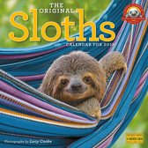 Luiaard - The Original Sloths Kalender 2019