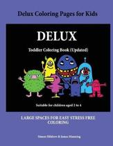 Delux Coloring Pages for Kids