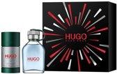 Hugo Boss Hugo - Geschenkset - Eau de toilette 75 ml - Deodorant 75 ml