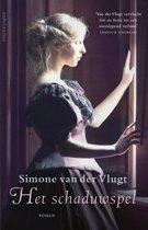 Boek cover Het schaduwspel van Simone van der Vlugt (Paperback)
