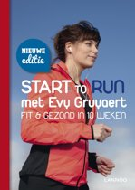 Omslag van 'Start to run met Evy Gruyaert'