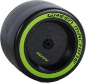 Huffy Achterwielen Green Machine 20 Inch Junior Groen/zwart