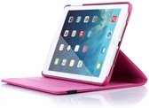 Shop4 - iPad Mini 1/2/3 Hoes - Bluetooth Rotatie Toetsenbord Hoes Keyboard Cover Roze