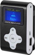 Mini MP3 Speler met LCD - Zwart 2.0
