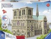 Ravensburger Notre Dame Parijs - 3D puzzel gebouw - 216 stukjes