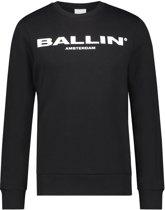 Ballin Amsterdam Original Logo Sweater Black