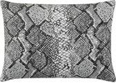 Designers Guild Oriago Dove - Sierkussen - 45x60 cm - Grijs/Wit