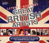 Latest & Greatest: Great British Artists