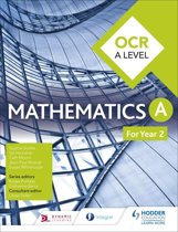 OCR A Level Mathematics Year 2