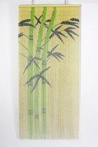 Bamboe vliegengordijn Jungle 90 x 200 cm