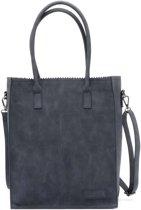 Zebra Trends Natural bag Rosa dark blue
