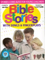 Bible Stories With Songs & Fingerplays