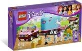 LEGO Friends Emma's Paardentrailer - 3186