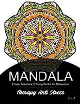 Mandala Therapy Anti Stress Vol.2