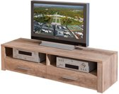Interlink SAS Absoluta TV meubel in wild eiken decor afwerking