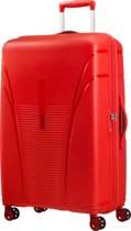 American Tourister Skytracer Spinner 77 formula red