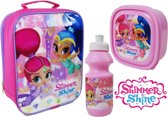 SHIMMER & SHINE Lunch Set Broodtrommel Drinkbeker Lunchtas