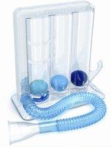 Ademtrainer ademspieren revalidatie  (vermindert benauwdheid).