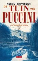 De tuin van Puccini
