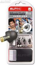 Gehoorbescherming Musicsafe PRO ALP-MSP/BK Alpine