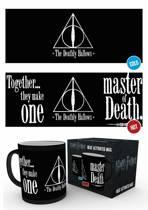 Harry Potter - The Deathly Hallows Heat Change Mug