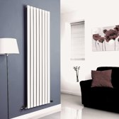 Sanifun design radiator Boston 1600 x 550 Wit