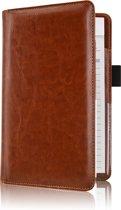 Autopapieren Hoes / Kentekenbewijs Mapje - R3 - Donkerbruin