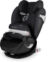 Cybex - Pallas M-Fix - Autostoel groep 1,2,3 - Black Beauty - black