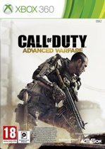 Call of Duty, Advanced Warfare Xbox 360 (French)