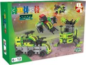 Clics Space Squad Box 8 in 1